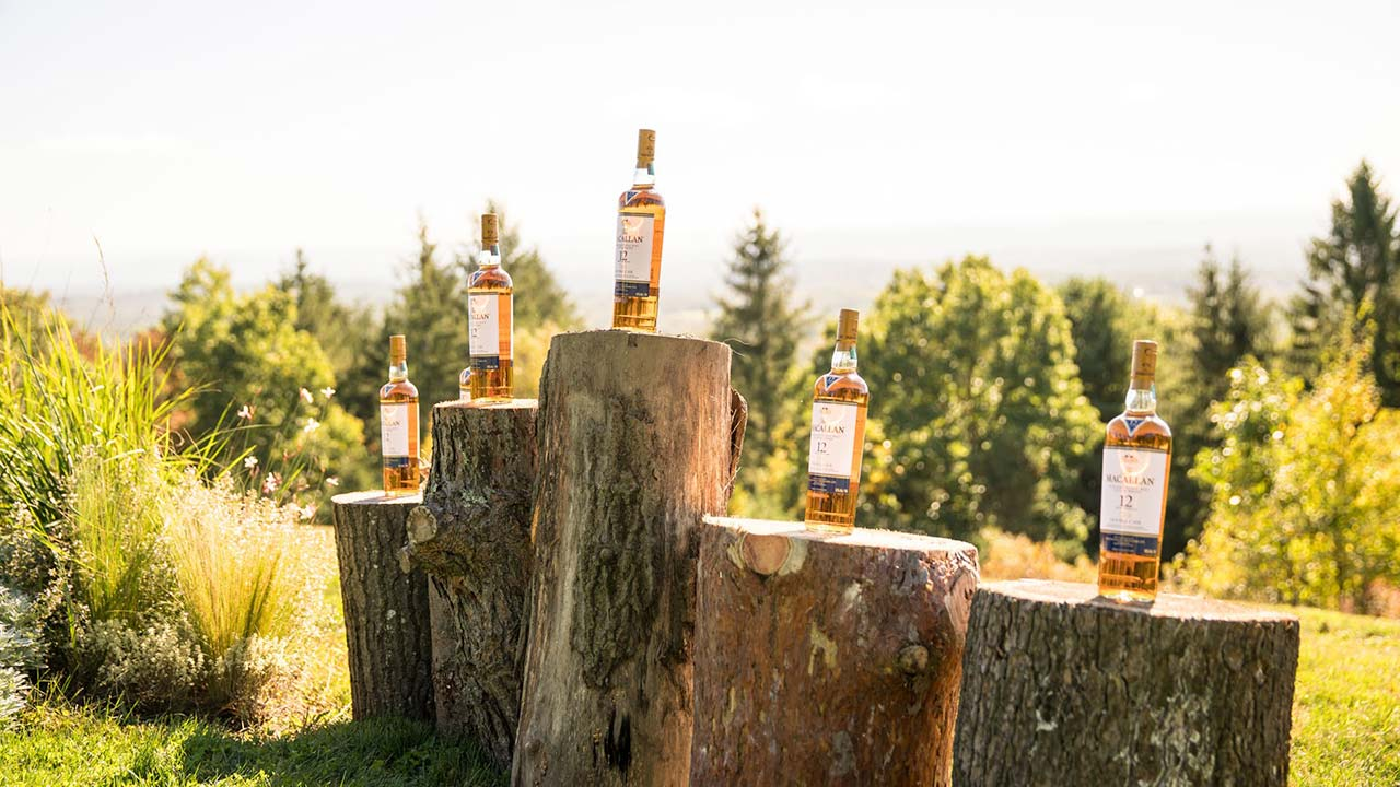 The Macallan Double Cask Exclusive Party