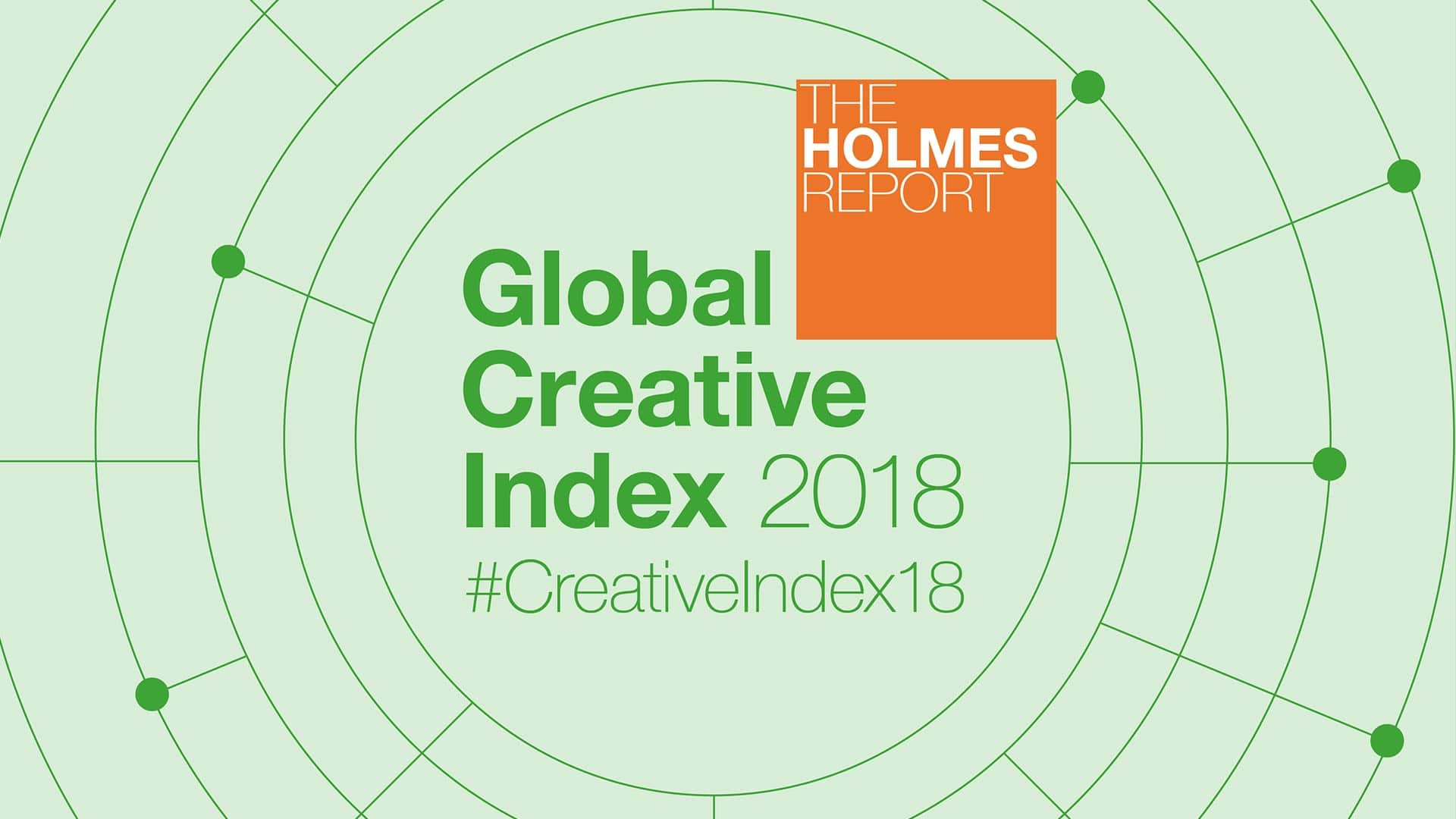 M Booth Named to the Holmes Report's Top Global Creative Index