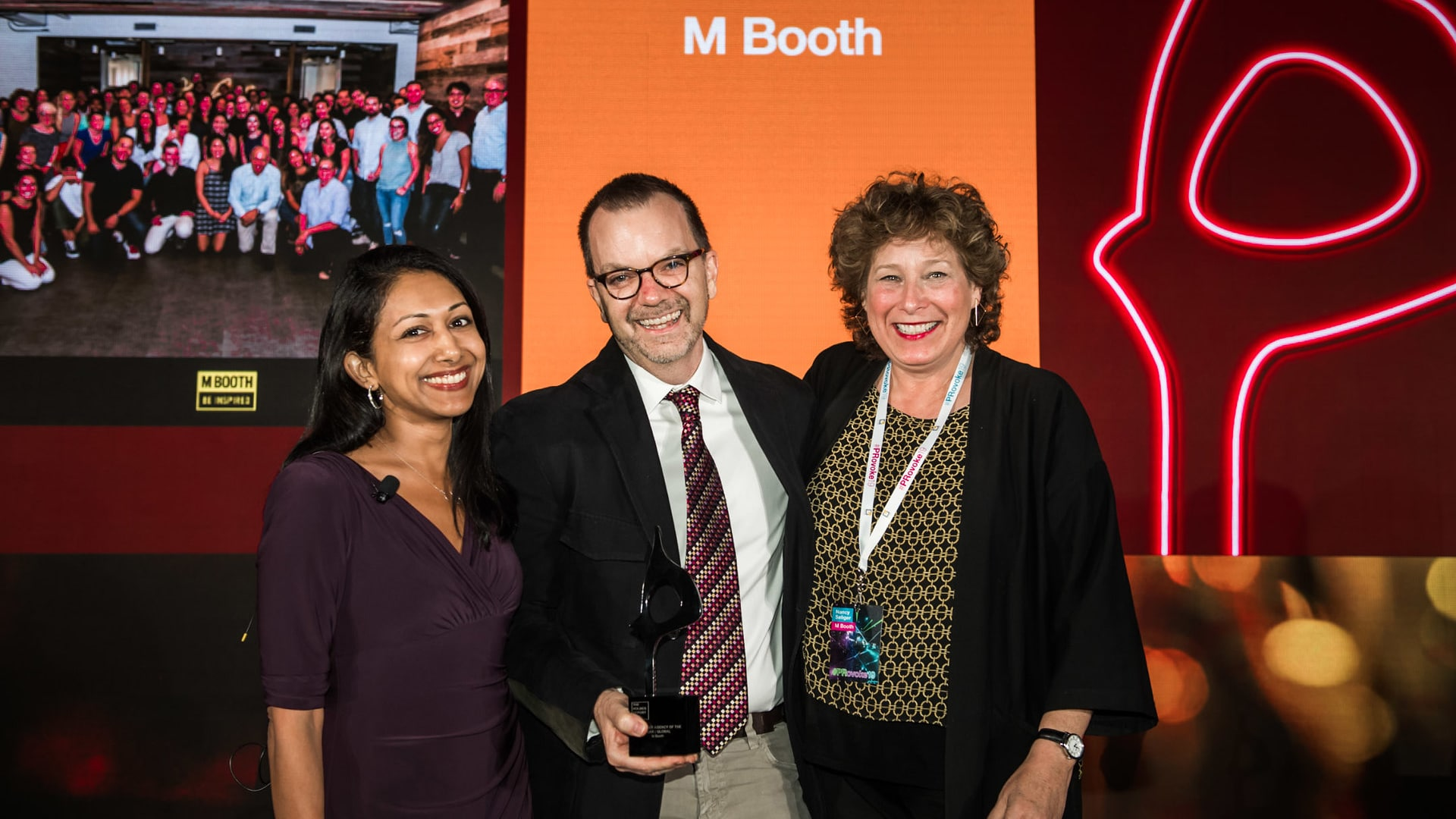 M Booth named Global Consumer Agency of the Year by Holmes